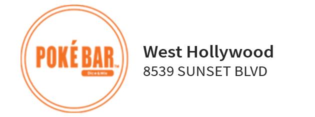 Poké Bar West Hollywood